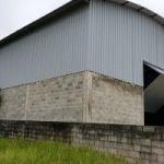 Alugo barracão 325 m² em Ingleses oficina depósito fabrica móveis