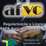 Regularização e Licença junto ao MAPA Ministério da Agricultura, Pecuária e Abas