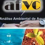 Analise ambiental de  Água e Solo