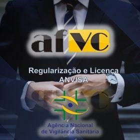 Assessoria com licenças  sanitárias para obter  autorização ANVISA.