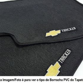 Tapetes Automotivos de Carpete ou Borracha com LogoMarca