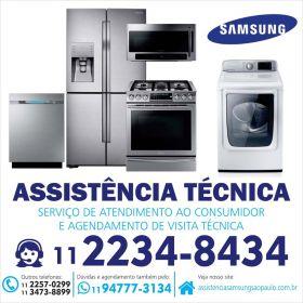Manutenções técnicas profissionais de eletrodomésticos Samsung