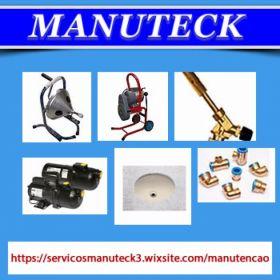Manuteck instalações e manutenções