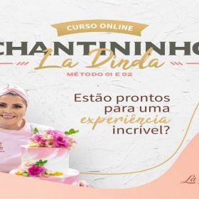 CURSO DE BOLOS EM CHANTININHO 2.0