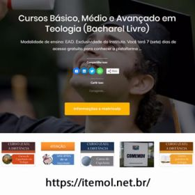 Instituto Evangélico Moriá Logos