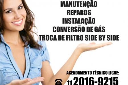CONVERSÃO GÁS ELECTROLUX COOKTOP, FOGÃO E FORNO