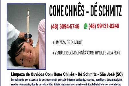 Cone Chinês - São José SC - fabricação e venda de Cone Chinês, Cone Hindu
