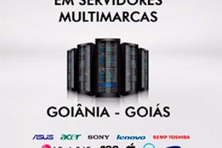 ASSISTÊNCIA TÉCNICA SERVIDOR DELL, HP, IBM, LENOVO, APPLE EM GOIÂNIA GOIÁS
