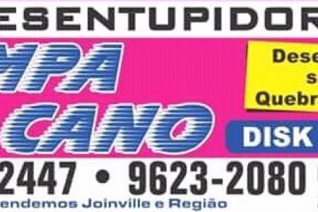 desentupidora limpa fossa joinville santa catarina