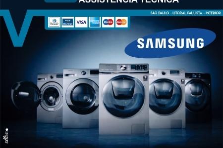 Assistência para lavadora de roupa no Brooklin