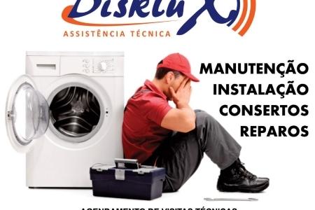 Assistência para máquina de lavar roupas na Consolação