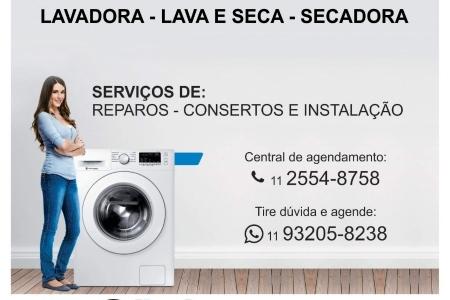 Manutenção de lavadora de roupas na Barra Funda