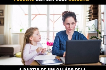 Digitador De Marketing Online - Trabalho Home Office