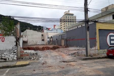 Terreno no Centro de Floriananopolis